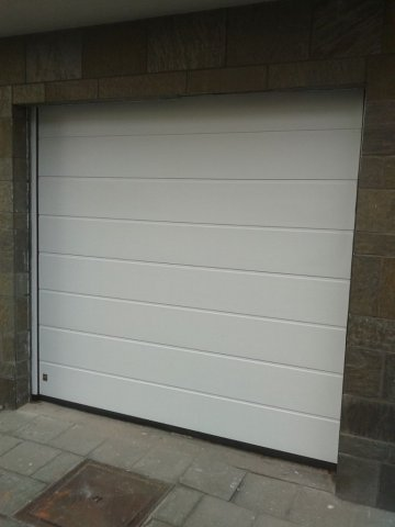 Garage Door Installation - BELGIUM - OOSTENDE